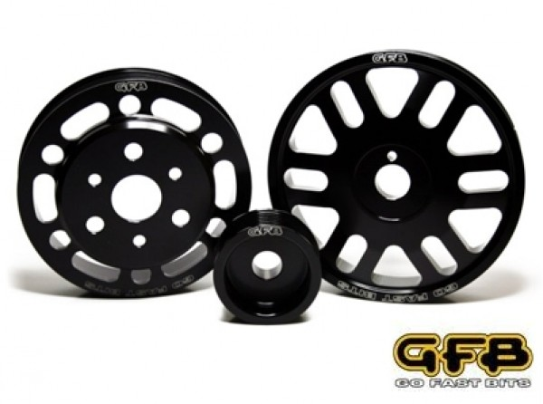GFB Pulleykit - Subaru BRZ 2013-on