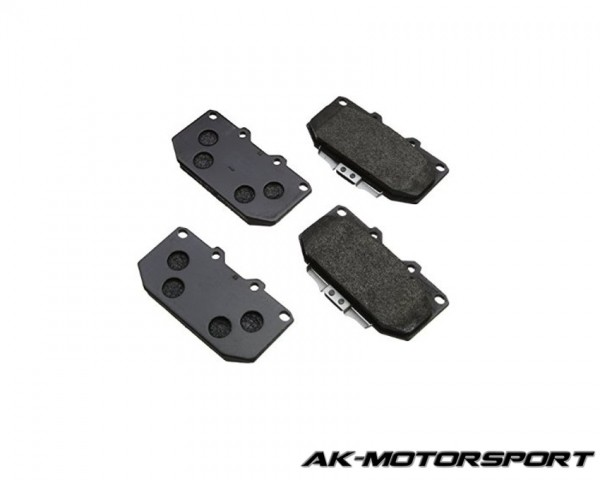 VA Ferodo DS 2500 Bremsbelagsatz WRX 2001-2007 - Subaru GD/GB 2001-2002, Subaru GD/GB 2003-2005, Subaru GD/GB 2006-2007
