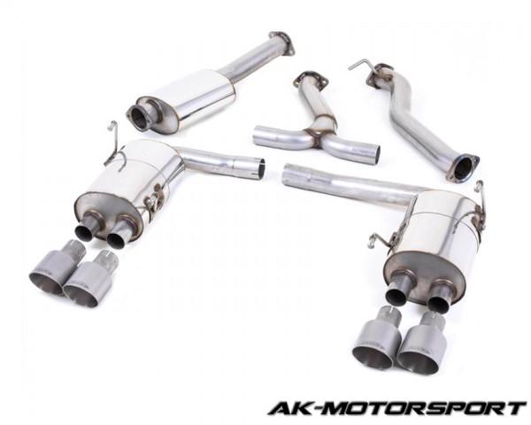 Milltek Abgasanlage ab Kat Typ 3 - Subaru GR 2011-on
