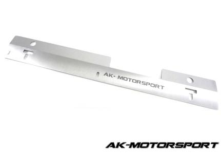 AKM Edelstahl Kühlleitblech - Subaru GD/GB 01-02