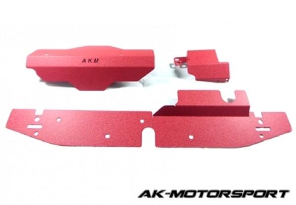AK-Motorsport Styling-Set für den Motorraum - Subaru GE/GR 2008-2010