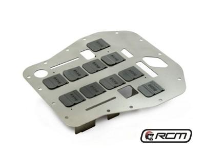 RCM Ölleitblech - Subaru GC/GF 1992-2000, Subaru GD/GB 2001-2002, Subaru GD/GB 2003-2005, Subaru GD/GB 2006-2007, Subaru GE/GR 2008-2010, Subaru GR/GV 2011-2013