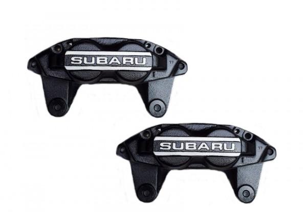 Subaru 4-Kolben Bremssattel VA - Paar - Subaru Impreza GT 1999-2000, incl. STi Version 5-6, Subaru Impreza WRX 2001-2007